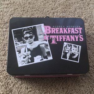 audrey hepburn Accessories - Breakfast at Tiffany's lunchbox new